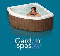 Garden spa's